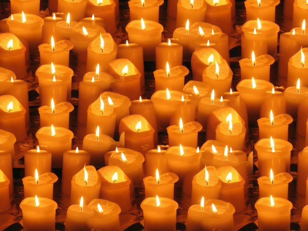 sytytä kynttiläsi