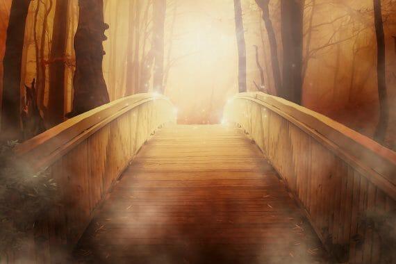 kuva sillasta